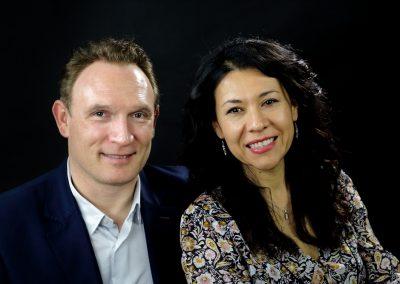 Jean-Pierre et Maria Cardi